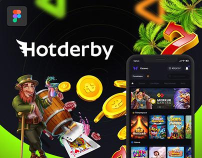 HotDerby I Mobile App