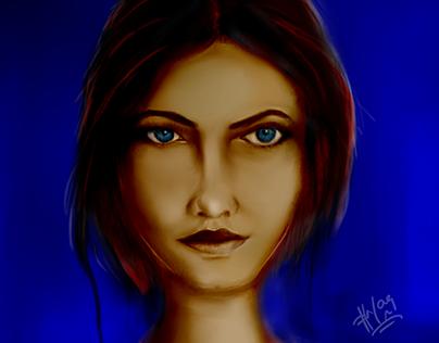 Girl on Fire - Lynda
