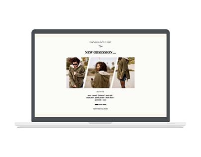 Spotted/M Fashion Blog