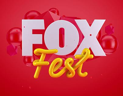 FOX FEST EVENT PROMO ANIMATION