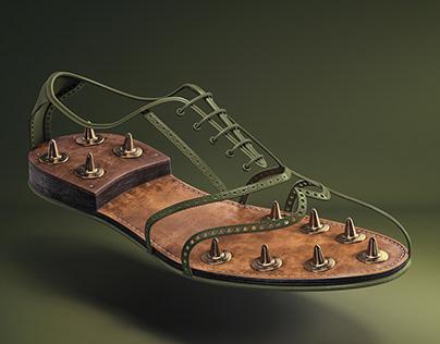 Lotrimin   Shoes
