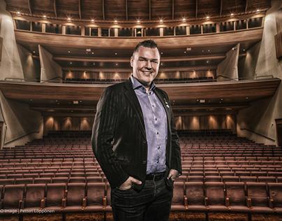 Composite Portrait of Business Coach