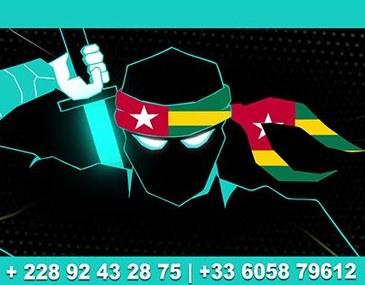 Formation Togo en Jeux vidéos et dessins-animés