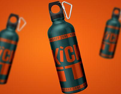 KickIt: Box Complex Branding