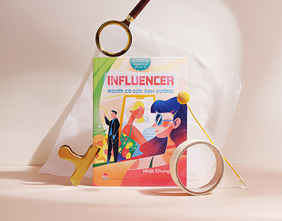 INFLUENCER BOOK - product photography