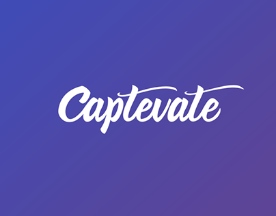 Captevate Sign up User Journey
