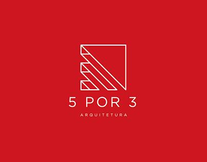 5 por 3 - Arquitetura