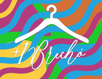 Logo | +1Brechó