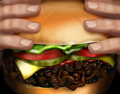 Jeffrey Dahmer's Burger