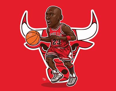 NBA player -curry, jordan.