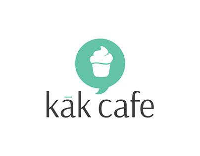 KāK Cafe Podcast Logo