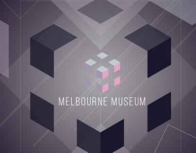 Melbourne Museum Logo Redesign