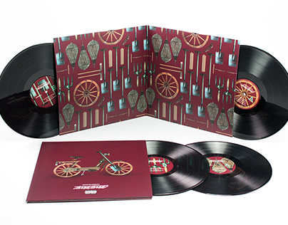 Gente De Borgata / Terra Terra (vinyl limited edition)