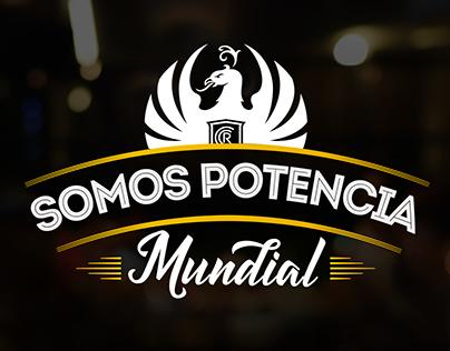 Somos Potencia Mundial - Cerveza Imperial