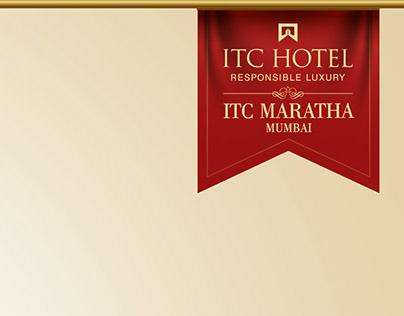 ITC Hotels Social Media Campaign