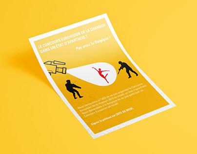 Flyer : Viva Salud