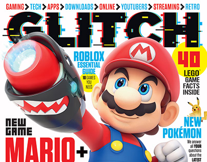 Glitch launch issue