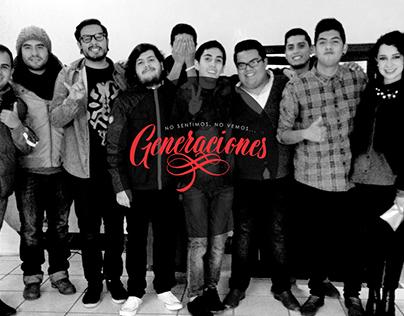 Generaciones Exposición Colectiva