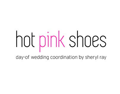 Hot Pink Shoes | Logo Design