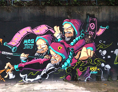 Meeting of Styles Malaysia 2019