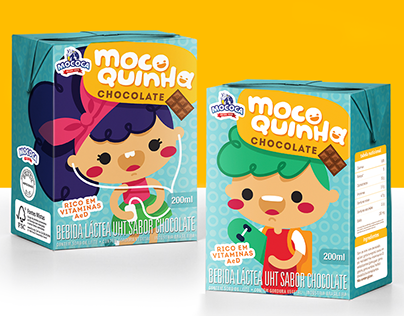 Mocoquinha - Rebrand (2014)