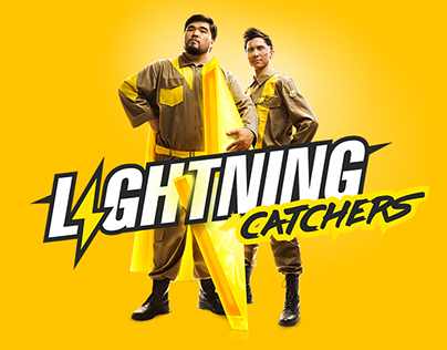 Lightning catchers