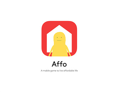 Affo - Mobile Game for Social Housing x Shelter