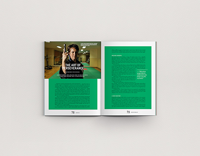 Kosovo 2.0 - Sport Issue | Editorial Design