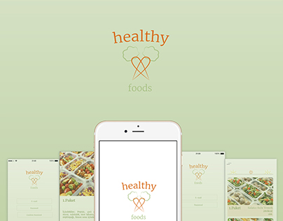 Healthy Foods Mobile App