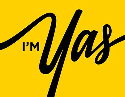 I'm Yas | Brand Identity