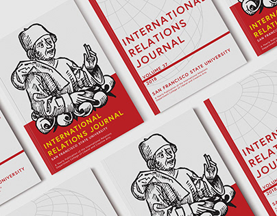 Editorial Design: International Relations Journal