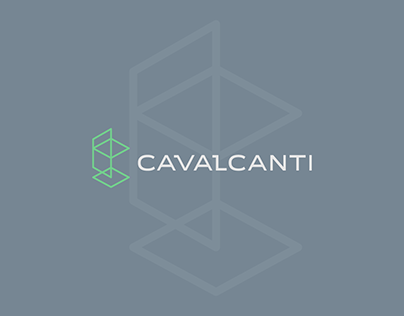 Cavalcanti Engenharia - Visual Identity