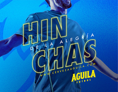 HINCHAS DE LA ALEGRÍA ÁGUILA FÚTBOL