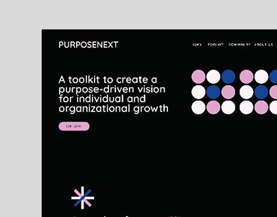 PurposeNext - Strategic Design