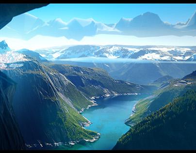 Norway spring