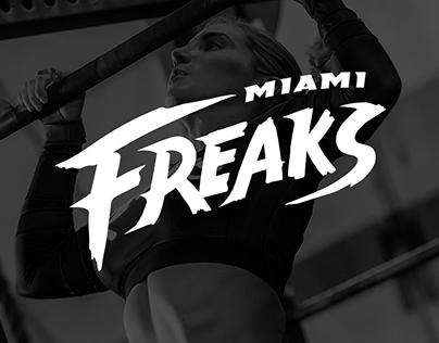FGL Miami Freaks rebrand