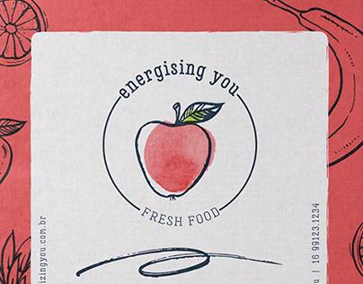 energising you - fresh food