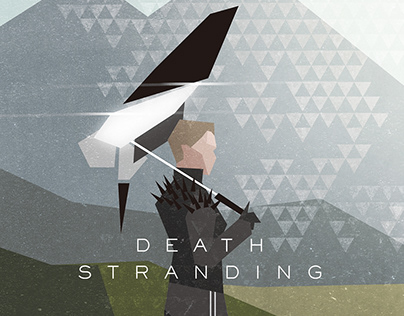 Death Stranding Fan Art