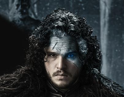 Jon Snow || White Walker