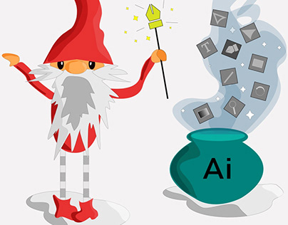 Adobe illustrator magic