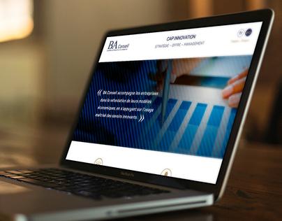 Design Web BA conseil