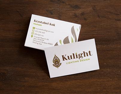 Kulight Lighting Design | Branding & Lamp Design