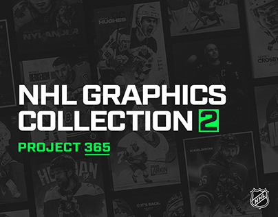 NHL Graphics Collection 2 - Project 365