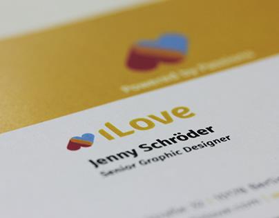 iLove: Brand Identity