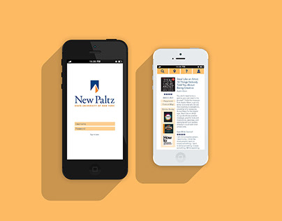 New Paltz Library App Proposal