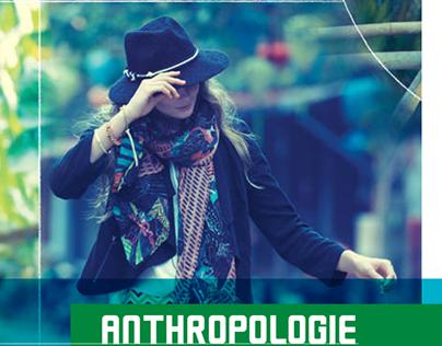 Anthropologie: brand book
