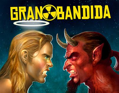 """Lyric Video for Grand Bandida """"El llanto de lucas"""""""