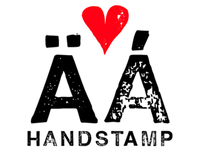 TYPOGRAPHY | Font — Hand Stamp Swiss Rough Sans