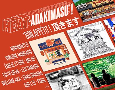 HEATADAKIMASU! Semaine japonaise @Heat