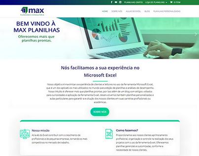 Max Planilhas